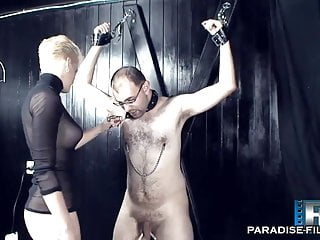 PARADISE FILMS Gaffer German Phosphorescence Young is a Dominatrix