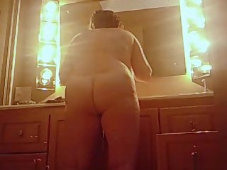 Mother naked on eavesdrop cam by MarieRocks