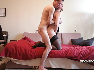 Czech MILF Debra - Hidden camera