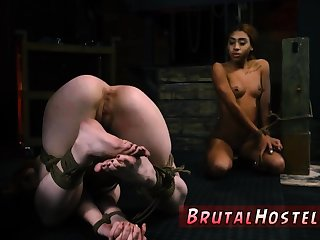 Strong female domination Sexy youthful girls, Alexa Evening star