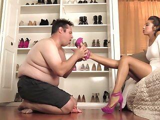 Diadem Jennifer shoe purifying