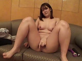 Teen asian fatty hot bush-leaguer porn video