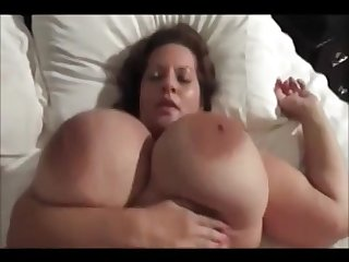 Gorgeous mature in all directions big tits Maria Moore fucks