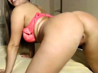 One of the best bitch, on the Polish Webcamming. Shows pussy