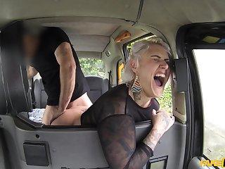 Insane back hinie porn for unprofessional Tallulah Tease