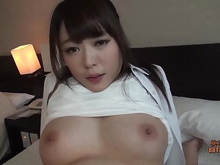Continuously Cum Shot To Swinging Soul Increased by A Entertainment With bated breath Face To Minami A Cute Hired Creature