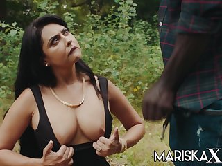 Mariska offered less a BBC by her husband