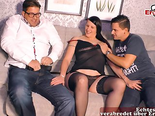 German homemde threesome mmf