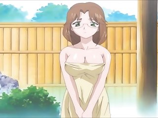 Hot Uncensored Hentai Anime Sexual relations Scene. Horny Lesbian Dame Cartoon Porn Video.