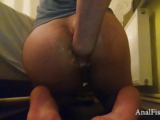 I train my asshole for your pleasure :)