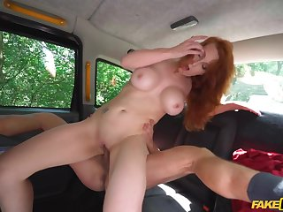 Fake Taxi - The Redhead In The Peppery Dress 2 - Isabella Lui