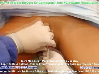 $CLOV Daisy Ducati Gets EXTENSIVE Gyno Third degree From Doctor Tampa